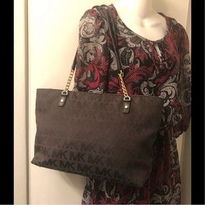 Like new Michael Kors tote